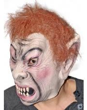 Maska Trolla ze sterczącymi uszami