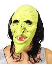 Maska Wiedźma z brodawką