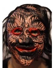 Maska Uśmiechnięta Wiedźma Zombie Mumia