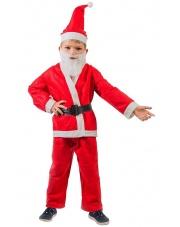 Strój Mały Mikołaj  4-6 Lat
