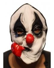 Maska oblizujący się klaun Joker