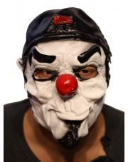 Maska Klaun Joker w czapce