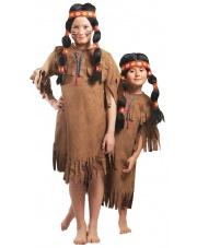 Strój Indianka, Pocahontas L (wiek 7-8)