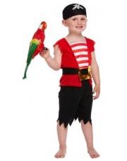Strój - Pirat z bandaną na głowę