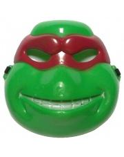 Maska Żółw Ninja - wiśniowa