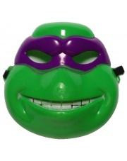 Maska Żółw Ninja - fioletowa