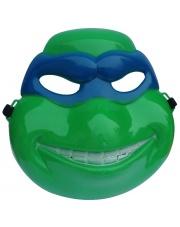 Maska Żółw Ninja - niebieska