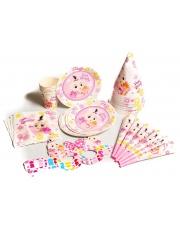 Zestaw urodzinowy dla dziewczynki
