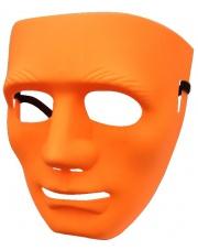 Maska Mim - Pomarańczowa