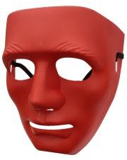 Maska Mim - Czerwona