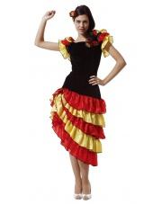 Strój Tancerka Flamenco LUX