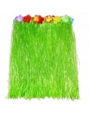 Spódniczka Hawajska Spódnica ALOHA Zielona 55 cm
