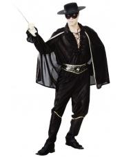 Strój Zorro - rozm. M/L